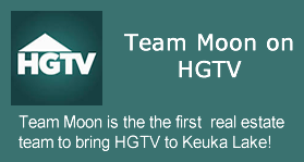 Team Moon on HGTV